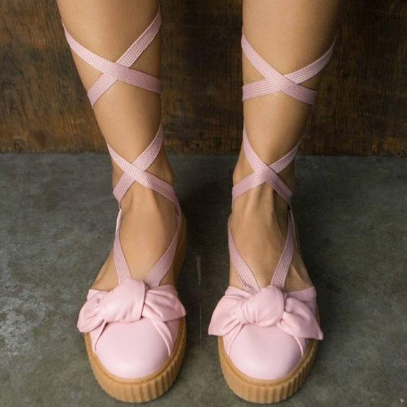 7c4605195b5558 Puma Shoes - NWOT - Puma Fenty Creeper Sandal